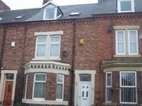 Thumbnail 1 bed flat to rent in Loraine Terrace, Lemington, Newcastle Upon Tyne