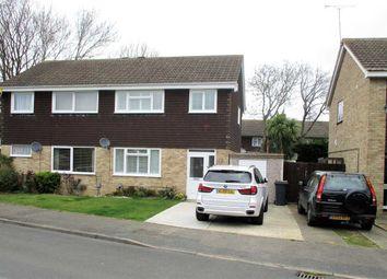Thumbnail 3 bed semi-detached house for sale in Washford Farm Road, Kingsnorth, Ashford