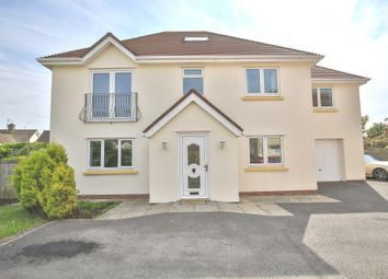 Thumbnail 4 bed detached house for sale in Warwick Crescent, Porthcawl