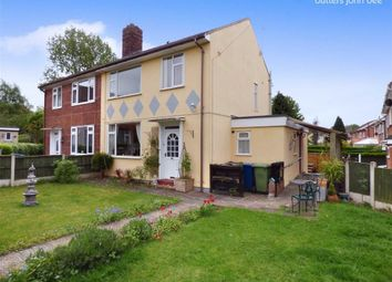 Thumbnail 3 bedroom semi-detached house for sale in Meadow Road, Barlaston, Stoke-On-Trent