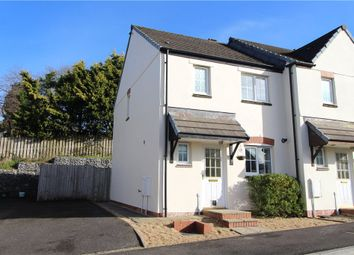 Thumbnail 3 bed end terrace house for sale in Cherry Tree Road, Axminster, Devon