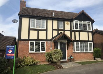 Thumbnail 4 bed detached house for sale in Beckford Road, Abbeymead, Gloucester