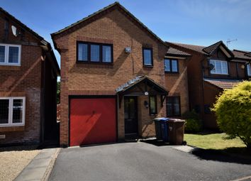 Thumbnail 4 bed detached house to rent in Ravencroft, Bicester