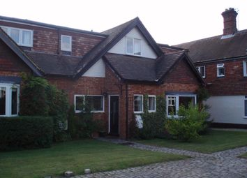 Thumbnail 4 bed terraced house to rent in Bridle Manor, Halton