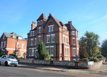 Thumbnail 3 bed flat for sale in 19 Grange Road, Eastbourne