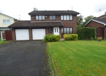 Thumbnail 4 bed property to rent in Coachmans Drive, Liverpool