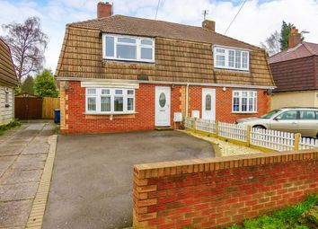Thumbnail 3 bed semi-detached house for sale in Bradbury Lane, Hednesford, Cannock