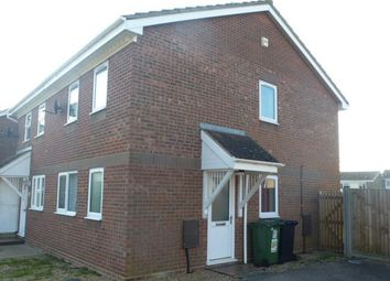 Thumbnail 3 bedroom semi-detached house to rent in Garwood Close, King's Lynn