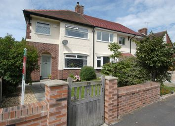 Thumbnail 3 bed semi-detached house for sale in Jubilee Drive, West Kirby, Wirral