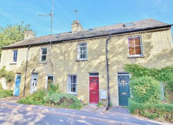 Thumbnail 2 bed terraced house to rent in Bury Road, Stapleford, Cambridge