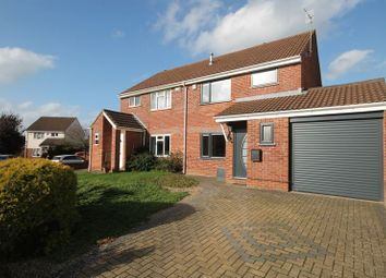 Thumbnail 3 bed semi-detached house for sale in Chichester Way, Yate, Bristol