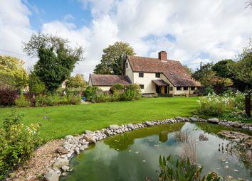 Thumbnail 6 bed detached house for sale in Park Lane, Castle Camps, Cambridge