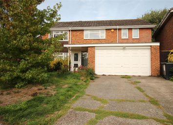 Thumbnail 5 bed detached house to rent in Cobbs Close, Wateringbury, Maidstone