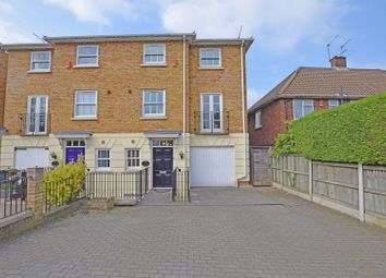 Thumbnail 4 bed town house for sale in Palmerston Road, Buckhurst Hill