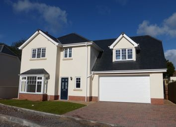 Thumbnail 4 bedroom detached house for sale in Bircham Road, Minehead