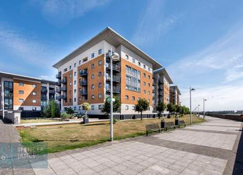 Thumbnail 3 bed flat for sale in Lowestoft Mews, Galleons Lock