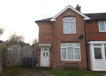 Thumbnail 2 bedroom end terrace house for sale in Westcliffe Place, Northfield, Birmingham, West Midlands