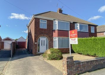 3 bed semi-detached house to rent in Parkin Road, Bottesford, Scunthorpe DN17