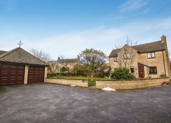 Thumbnail 4 bed detached house for sale in The Lane, Fritwell, Bicester
