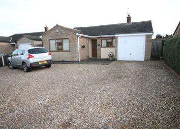 Thumbnail 3 bed detached bungalow for sale in Westborough Lane, Long Bennington, Nottinghamshire.