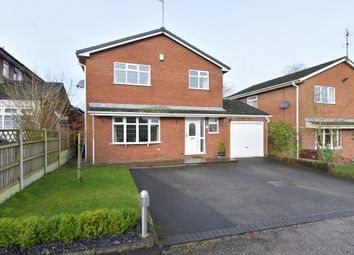 Thumbnail 4 bed detached house for sale in Kingfisher Crescent, Fulford