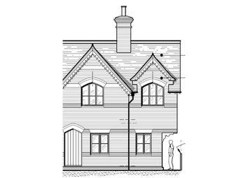 Thumbnail 4 bedroom end terrace house for sale in Castle Street, Saffron Walden