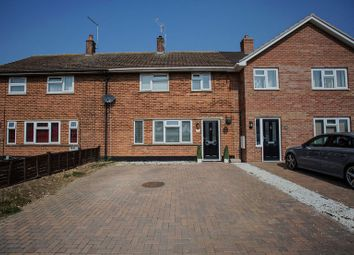 Thumbnail 3 bedroom terraced house for sale in Speechley Road, Yaxley, Peterborough, Cambridgeshire.