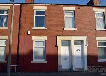 Thumbnail 2 bedroom terraced house for sale in Parker Street, Ashton-On-Ribble, Preston