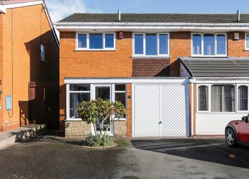 3 bed semi-detached house for sale in Feltham Close, Kitts Green, Birmingham B33