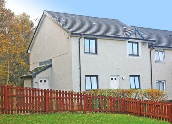 Thumbnail 2 bed flat to rent in Woodlands View, Inverness