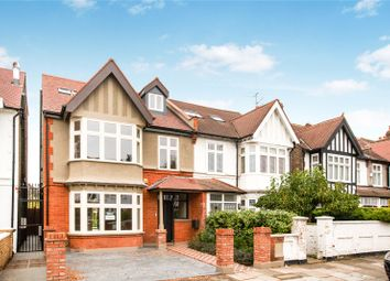 Madrid Road, Barnes SW13. 5 bed semi-detached house for sale