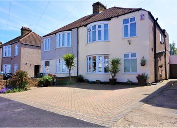 Thumbnail 4 bed semi-detached house for sale in Tidford Road, Welling