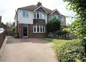 Thumbnail 4 bed semi-detached house for sale in Boxley Road, Maidstone