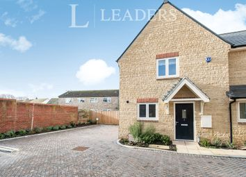 Thumbnail 3 bed end terrace house to rent in Mercer Gardens, Faringdon