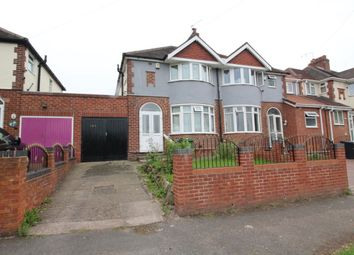 Thumbnail 3 bed semi-detached house to rent in Kingswinford Road, Dudley