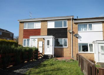 Thumbnail 2 bed terraced house to rent in Fern Valley, Crook, County Durham
