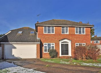Thumbnail 5 bed detached house for sale in Smollets, East Grinstead, West Sussex