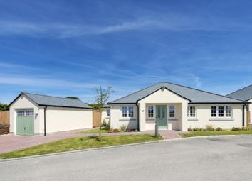 Thumbnail 4 bedroom detached bungalow for sale in Grenville Close, Kilkhampton, Nr Bude, Cornwall