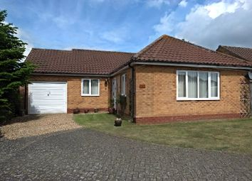 Thumbnail 3 bedroom detached bungalow for sale in St. Peters Drive, Norwich