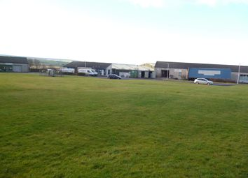 Thumbnail Land for sale in Development Land, Wick Airport Industrial Estate, Wick