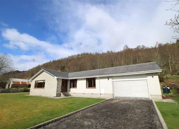 Thumbnail 4 bed detached bungalow for sale in The Gardens, Knockfin, Tomich