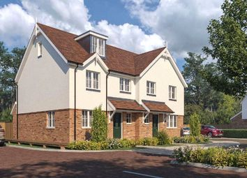 Thumbnail 2 bed semi-detached house for sale in Straight Road, Old Windsor, Windsor, Berkshire
