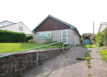 Thumbnail 2 bed bungalow for sale in Chapel Road, Abergavenny