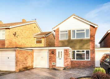 Thumbnail 3 bed detached house for sale in Wordsworth Road, Abingdon