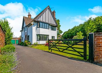 Thumbnail 5 bed detached house for sale in Castle Road, Wellingborough