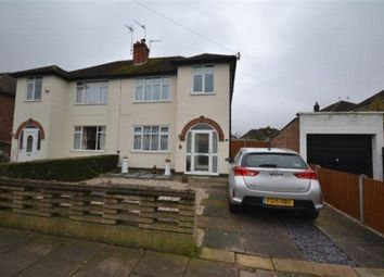 Thumbnail 3 bed semi-detached house to rent in Highgate Drive, West Knighton, Leicester