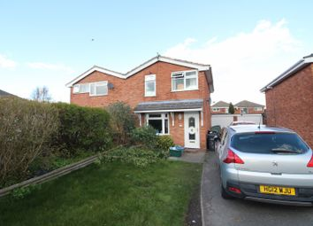 3 bed semi-detached house for sale in Lawnswood Grove, Elton, Chester, Cheshire CH2