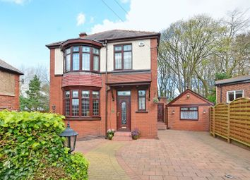 Thumbnail 4 bed detached house for sale in Roxton Road, Beauchief, Sheffield