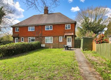 Thumbnail 1 bed maisonette for sale in Gordon Road, Buxted, Uckfield