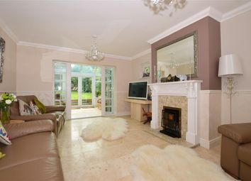 Thumbnail 6 bed detached house for sale in Downs Valley, Hartley, Longfield, Kent
